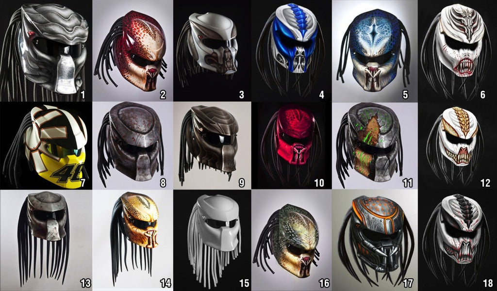 Choose your own predator pattern