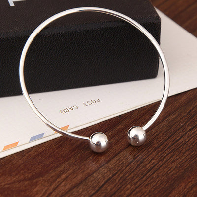 mix color Copper Great ball alloy opening Bangle