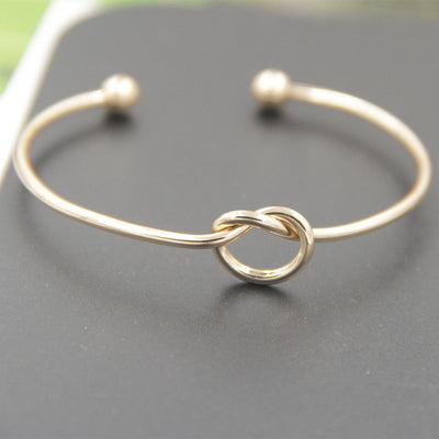 Open Bangle Women Bracelet
