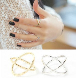 6 piece ring Boho Rings
