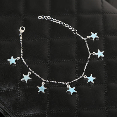 Heart Star Shape Bracelets Glow In The Dark Bracelet