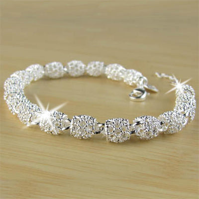 Hollow Out Bead Bracelet Fashion Bracelet