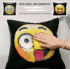 Emoji Smiley Face Magic Cushion Pillow - Infinity Deals Store