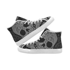 Shoes Vancouver High Top Canvas Shoes - Unisex - Infinity Deals Store