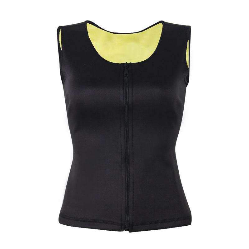 41846e758a Push Up Vest Waist Trainer Tummy Belly Girdle Hot Body Shaper Waist Cincher  Corset - Infinity