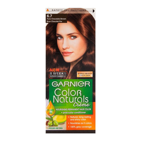 Color Naturals 6.7 Pure Chocolate Brown