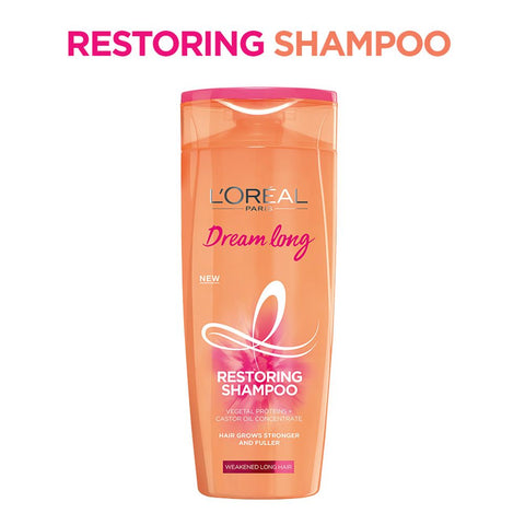 L'Oreal Paris Dream Long Restoring Shampoo 175Ml