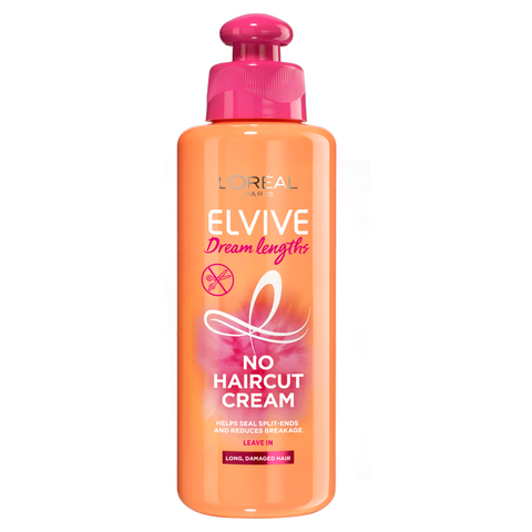 L'Oreal Paris Elvive Dream Lengths No Haircut Cream Leave In Conditioner