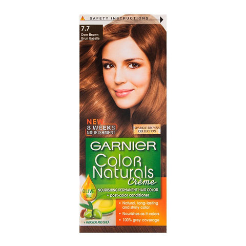 COLOR NATURALS 7.7 DEER BROWN (PAK)