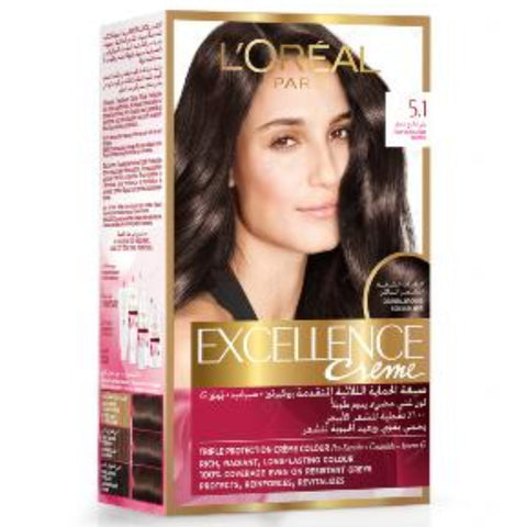 Excellence 5.1 Profound Light Brown