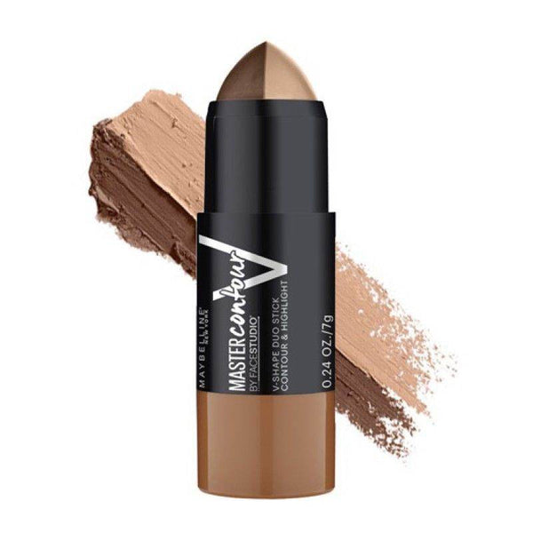 Master Contour V Stick-MNY LIPS-MAYBELLINE-01 light-digimall.pk