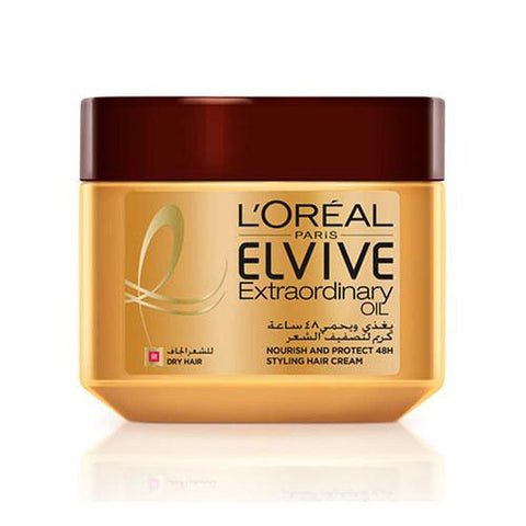 6 Oil Nourish Styling Cream 200 Ml-LPARIS-Loreal Paris-Nourish-digimall.pk