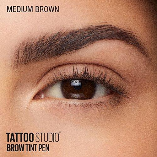Maybelline TattooStudio Brow Tint Pen