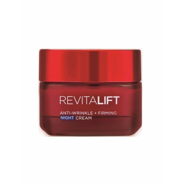 Dermo Expertise Revitalift Moistur.Night Cream 50Ml-DE-OTHERS-Loreal Paris-Antiwrinkle-digimall.pk