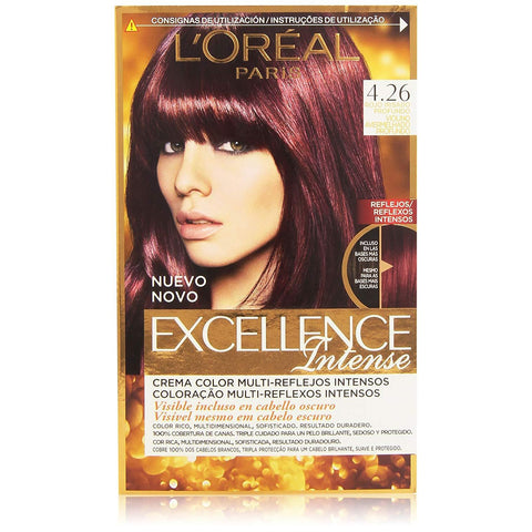 Excellence Intense Deep Red 4.26