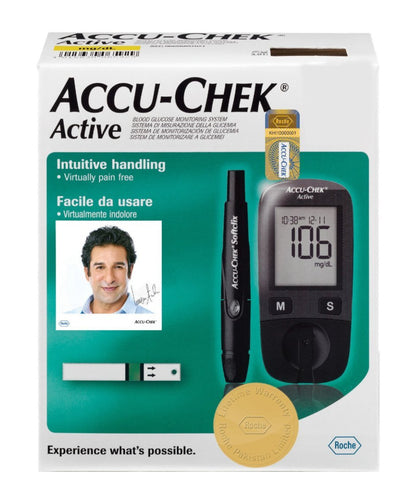 Accu-Chek Active - Complete Kit