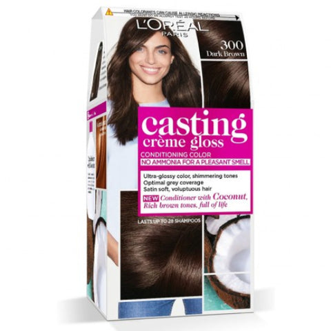 Casting CrãˆMe Gloss 300 Dark Brown