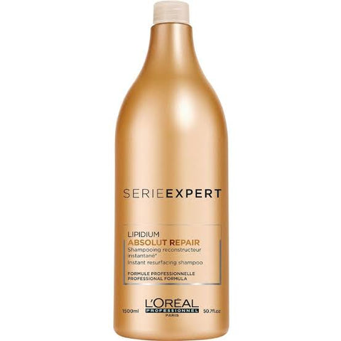 LP Serie Expert Gold Absolut Repair Instant Resurfacing Shampoo 1500Ml L'Oreal Professionnel