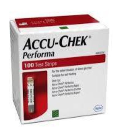 Accu-Chek Performa – 100 Test Strip