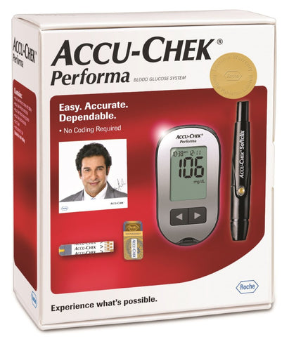 Accu-Chek Performa - Complete Kit