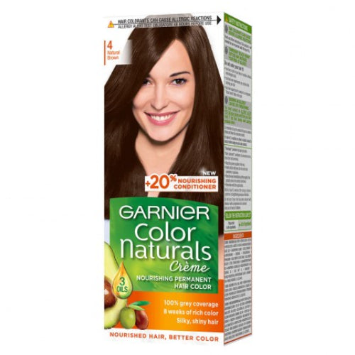 COLOR NATURALS PAK 4 BROWN