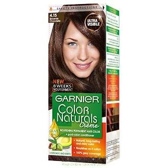 COLOR NATURALS PAK 4.15 BROWNIE CHOCOLAT-Color Naturals-GARNIER-chocolate-digimall.pk