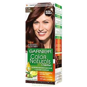 COLOR NATURALS PAK 5.25 CINNAMON CHOCO.-Color Naturals-GARNIER-chocolate-digimall.pk