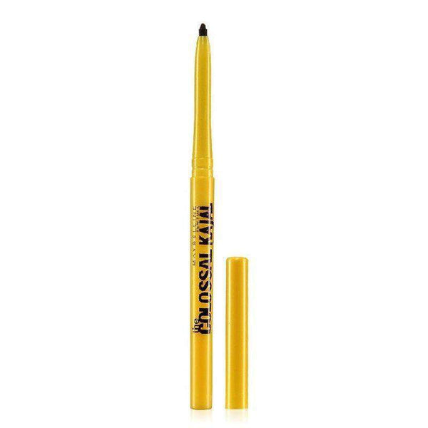 Colossal Kajal 6H Black-MNY EYES-MAYBELLINE-black-digimall.pk
