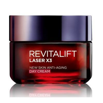 Dermo Expertise Revitalift Laser X3 Day Cream 50Ml-DE-OTHERS-Loreal Paris-DAY CREAM-digimall.pk