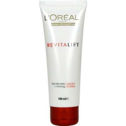 Dermo Expertise Revitalift Milky Cli Foam Gel 100Ml-DE-OTHERS-Loreal Paris-dark blonde-digimall.pk
