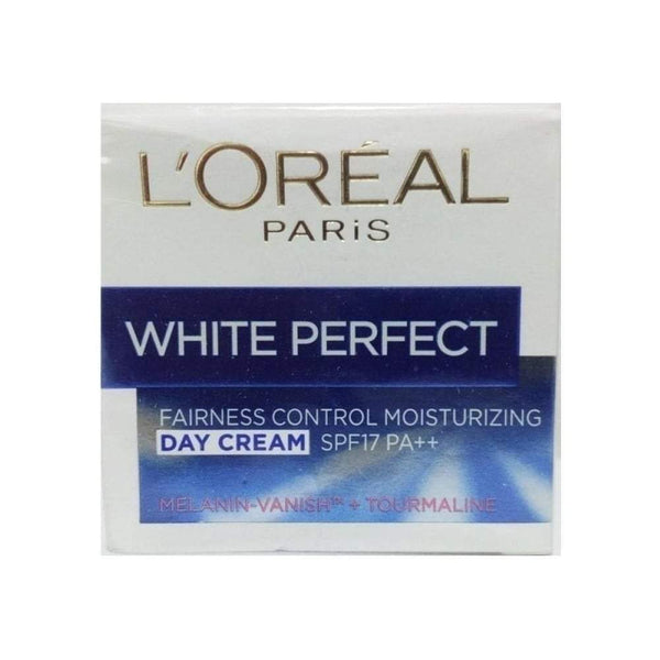 Dermo Expertise White Perfect Day Cream 50Ml-DE-OTHERS-Loreal Paris-Natural Blonde-digimall.pk