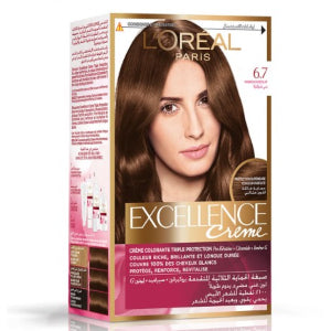 Excellence Creme 6.7 Chocolate Brown