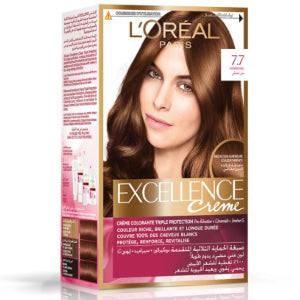 Excellence Creme 7.7 Honey Brown