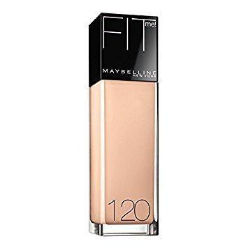 Fit Me Liquid Foundation - Swatch