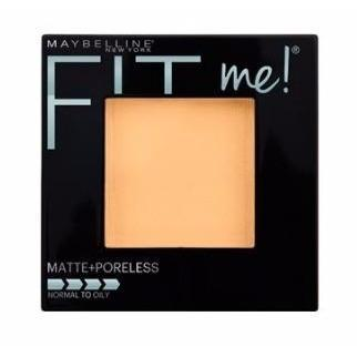 Fit Me Powder - Swatch-MNY FACE-MAYBELLINE-buff beige fmp-130-digimall.pk