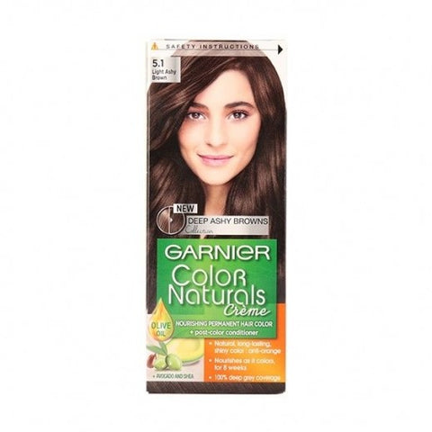 Garnier Color Naturals - 5.1 Frozen Browns-Color Naturals-GARNIER-digimall.pk