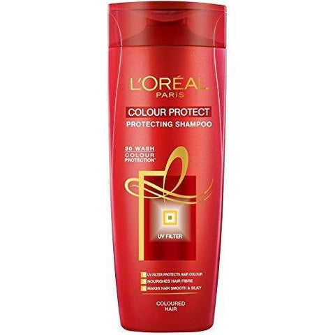 L'Oreal Paris Color Protect Shampoo 175Ml-LPARIS-Loreal Paris-PROTECT-digimall.pk