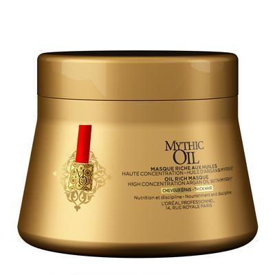 Lo'Real Professionnel Mythic Oil Masque Epais 200Ml Vd94-PRO HAIR-LOREAL PROFESSIONAL-digimall.pk