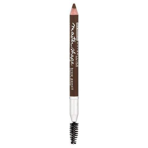 Master Shape Deep Brown Brow Pencil-MNY EYES-MAYBELLINE-brown-digimall.pk