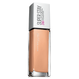 Maybelline SuperStay 24H Full Coverage Foundation - Swatch