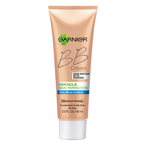 Garnier SkinActive 5-in-1 Skin Perfector BB Cream Oil-Free - Medium-skin-GARNIER-digimall.pk