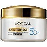 Skin Perfect Age 20 + Day Cream 50Gm-Skin Perfect-Loreal Paris-DAY CREAM 20-digimall.pk