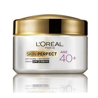 Skin Perfect Age 40 + Day Cream 50Gm-Skin Perfect-Loreal Paris-DAY CREAM 40-digimall.pk