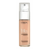 True Match Liquid Foundation - Swatch-LOMO-FACE-LOREAL-MAKEUP-rose beige-digimall.pk