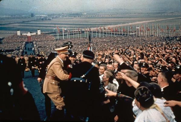 HITLER Speech on Czechoslovakia at SPORTPALAST BERLIN 26 Sept 1938