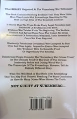 Not Guilty At Nuremberg by Carlos Porter Available from Konig Books UK
