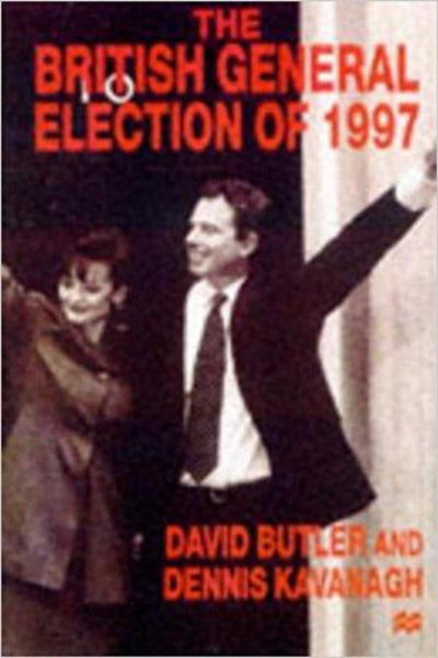 The British General Election of 1997 - Konig Books