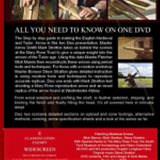 Fletching Medieval Arrows DVD Longbow Series, Mick Manns and Mark Stretton