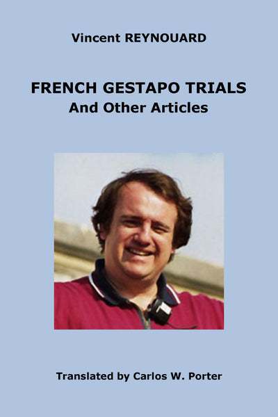 French Gestapo Trials & Other Articles - Konig Books
