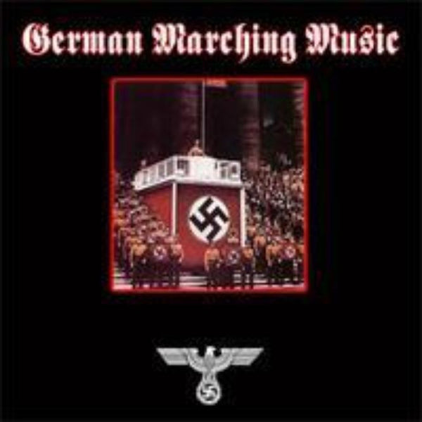 German Marching Music CD Vol 1 - Konig Books